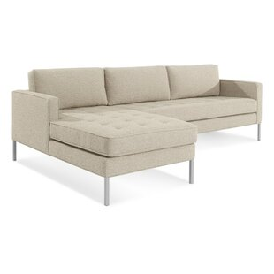Paramount Sofa with Chaise Blu Dot