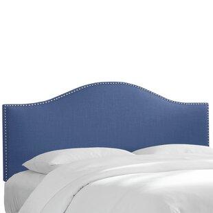 Longshore Tides Binne Upholstered Panel Headboard