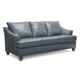 Stjohn Leather Sofa Bed