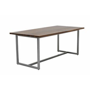 Port Solid Wood Dining Table by Elan Furniture