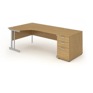 L-Shape Desk By Brayden Studio
