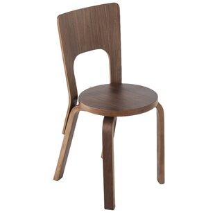 Solid Wood Dining Chair by Stilnovo