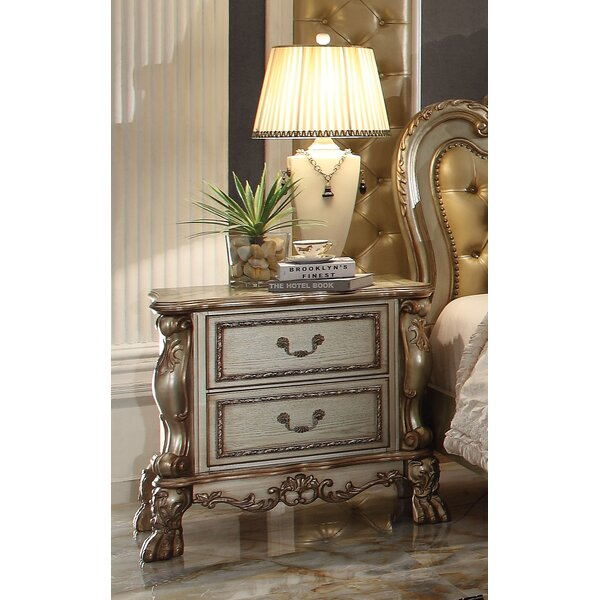 Astoria Grand Perales Nightstand   Item# 11236