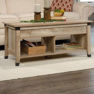 Ellicott Mills Lift Top Coffee Table Andover Mills