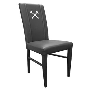 West Ham United Hammers Logo Upholstered Dining Chair