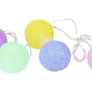 Sienna Lighting 10-Light Globe String Lights