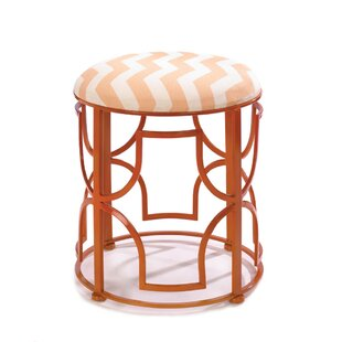 Chic Chevron Accent  Stool by Zingz & Thingz