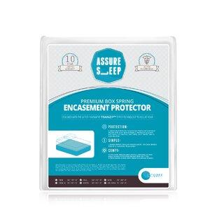 Assure Sleep Bed Bug Hypoallergenic Waterproof Mattress Protector
