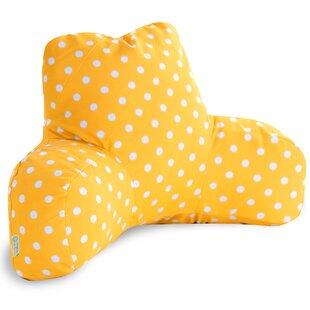 Telly Indoor/Outdoor Bed Rest Pillow