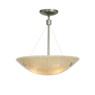 LBL Lighting Ambra 1-Light Bowl Pendant