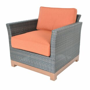 Chair With Cushions By Sol 72 Outdoor