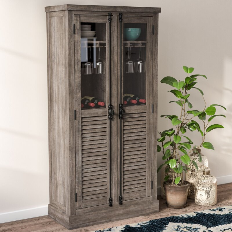 Laurel Foundry Modern Farmhouse Matecumbe Bar Cabinet Reviews