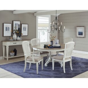 Fairfax 5 Piece Extendable Dining Set Modern