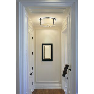 Ove Decors Bailey I 3-Light Flush Mount
