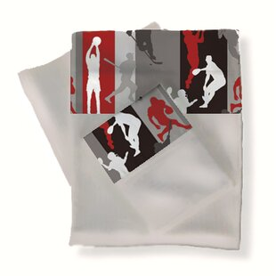 Action Sports Sheets / Pillowcase Set