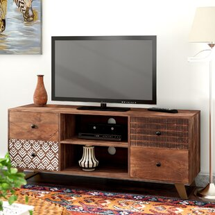 Top Reviews Carli TV Stand for TVs up to 60 by Mistana Reviews (2019) & Buyer's Guide