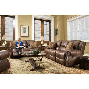 Hubbert Reclining Configurable Living Room Set