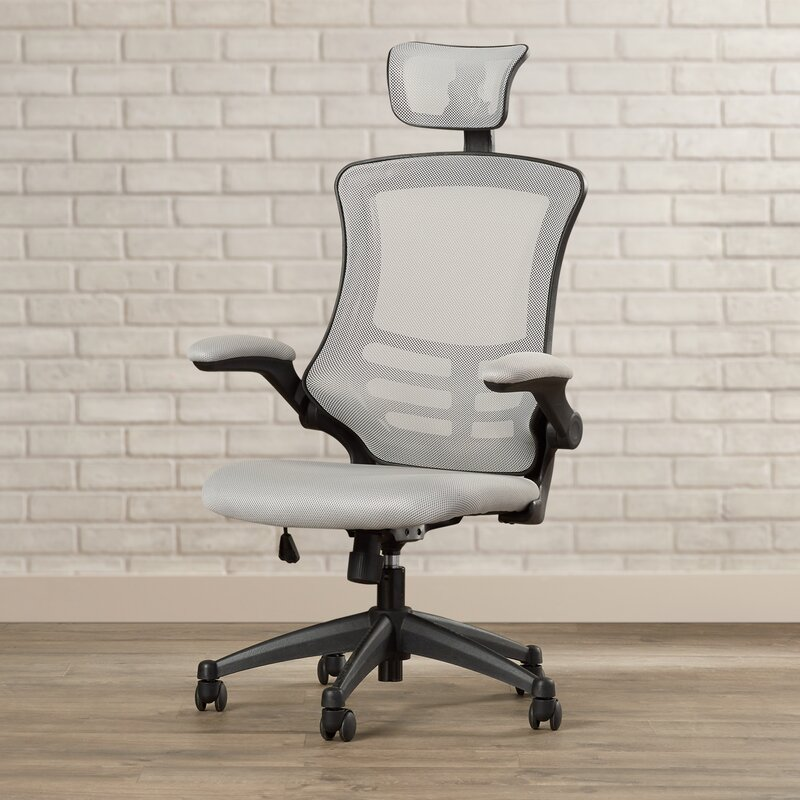 Inbox Zero Charmine Task Chair Reviews Wayfair