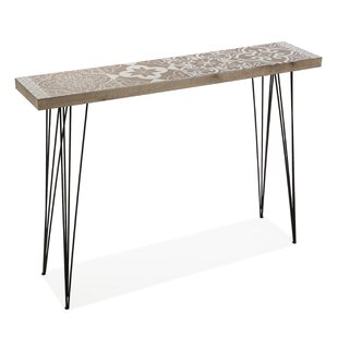 Hubble Console Table By Bloomsbury Market