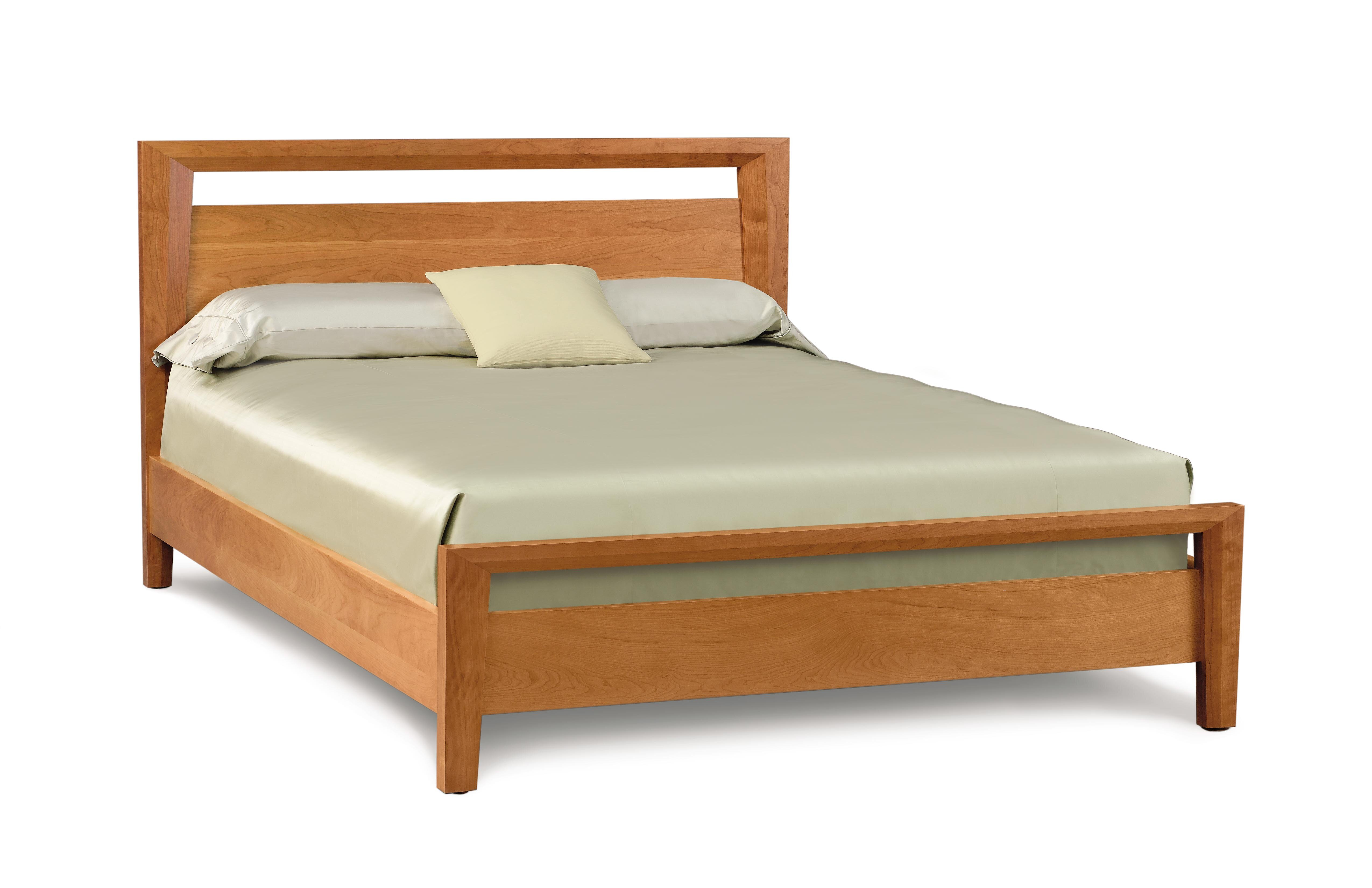 Copeland Furniture Mansfield Solid Wood Platform Bed Reviews Perigold