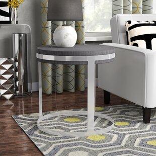 Lokey End Table by Brayden Studio