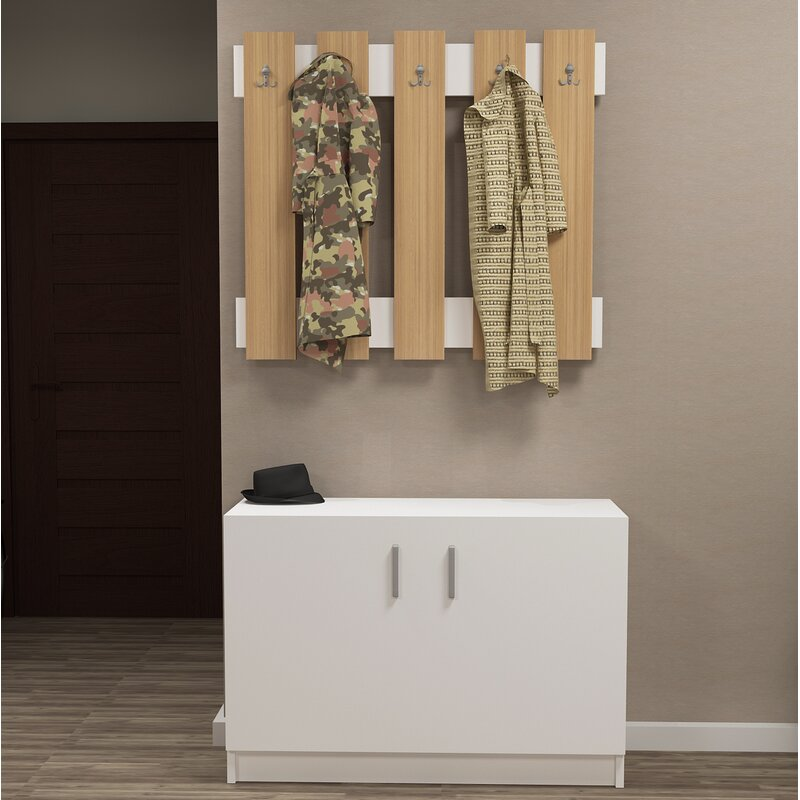 Merveilleux Rebrilliant Garden Entryway 8 Pair Stackable Shoe Storage Cabinet | Wayfair