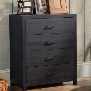 Edwidge 4 Drawer Chest by Turn on the Brights