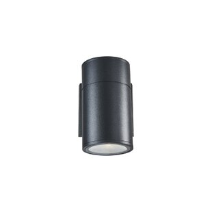 Reviews Rudolph Transitional LED Outdoor Sconce By Orren Ellis