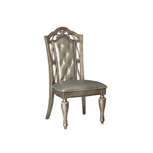 Liola Dining Side Chair (Set Of 2) by Astoria Grand Great Reviews