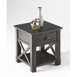 Loon Peak Altona End Table