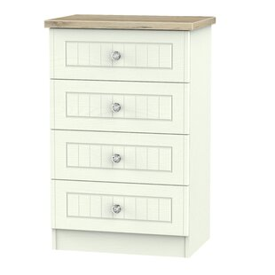 Zenfield 4 Drawer Chest By 17 Stories
