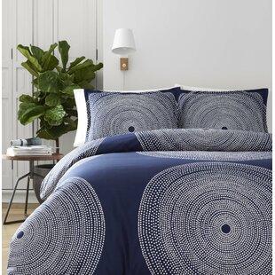 Fokus Reversible Comforter Set by Marimekko