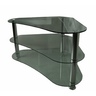 Curved Corner TV Stand For TVs Up To 42