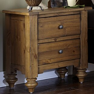 Liberty Furniture Southern Pines II 2 Drawer Nightstand