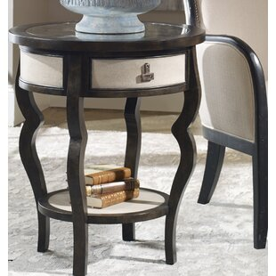 Jaron End Table with Storage