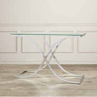 Gabbro Console Table By House of Hampton