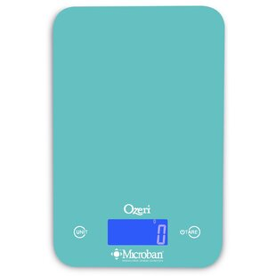 Touch II 18 lbs Digital Kitchen Scale