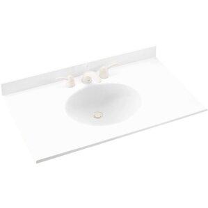43  Single Bathroom Vanity TopVanity Tops You ll Love   Wayfair. Vanity Tops With Sink. Home Design Ideas
