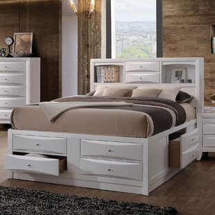 Schermerhorn Storage Platform Bed by Latitude Run