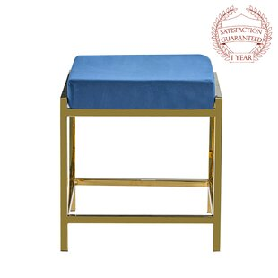 Waltman Accent Stool by Mercer41