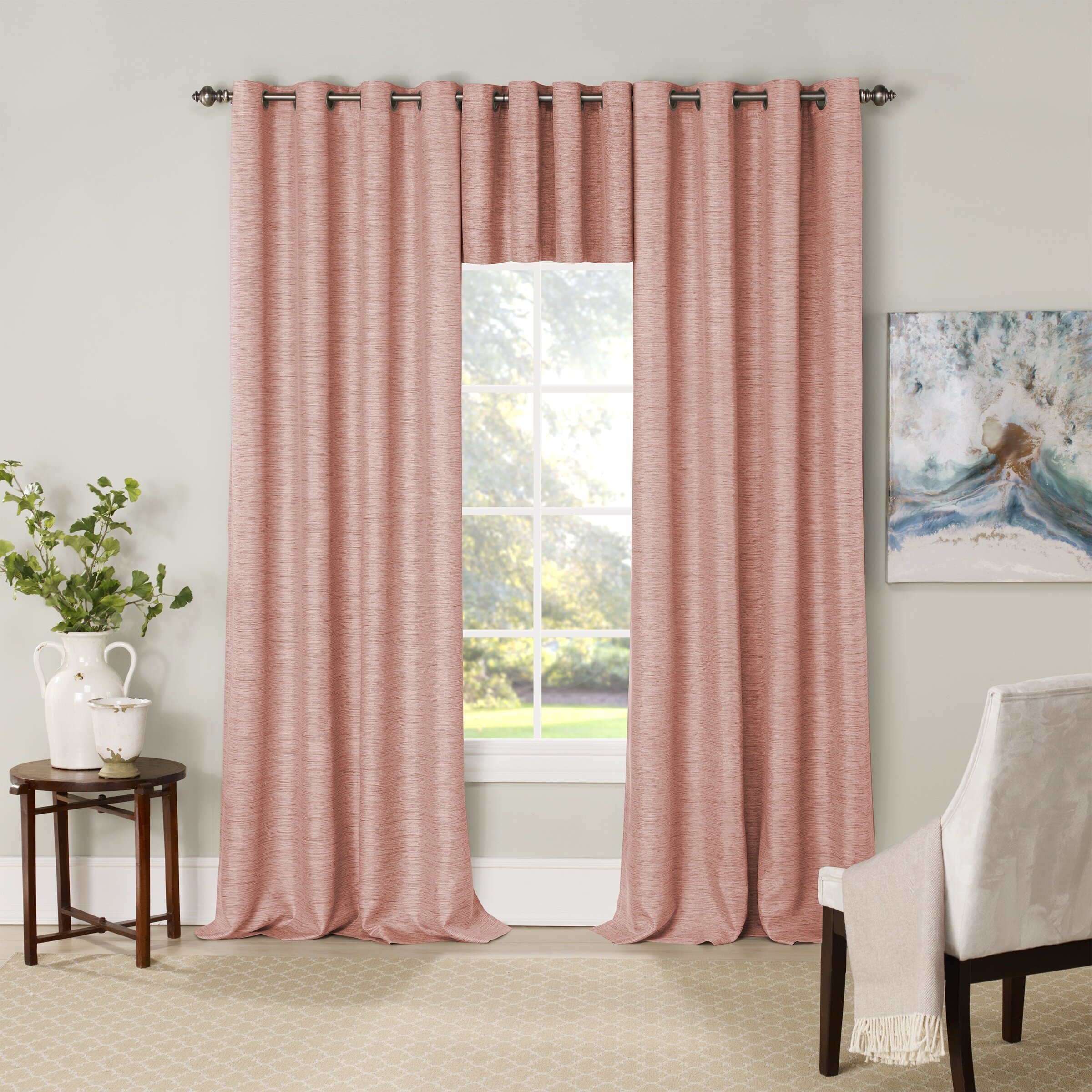 Pink Blackout Curtains You Ll Love In 2020