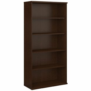 Series C Elite Standard Bookcase Bush Business Furniture
