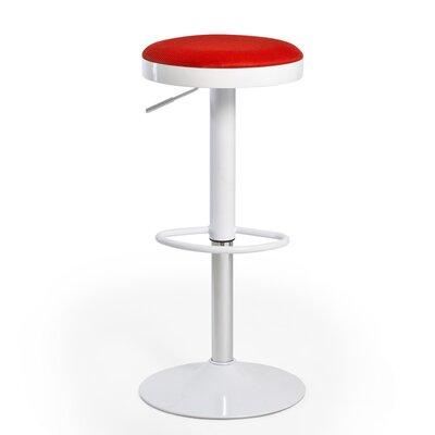 Incredible Ebern Designs Hausman Adjustable Height Swivel Bar Stool Uwap Interior Chair Design Uwaporg