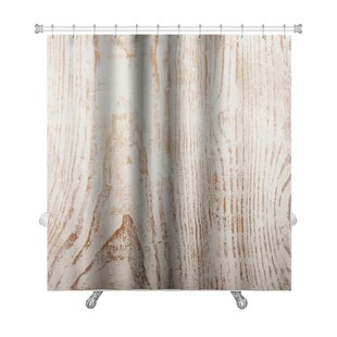 Purchase Wood Grunge from Painted Wooden Plank Premium Shower Curtain ByGear New