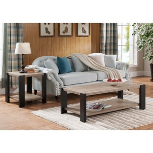 Cockrell 2 Piece Coffee Table Set