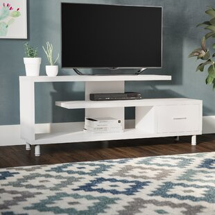 Great choice Edwin TV Stand for TVs up to 60 by Zipcode Design Reviews (2019) & Buyer's Guide