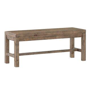 Bethune Wood Bench