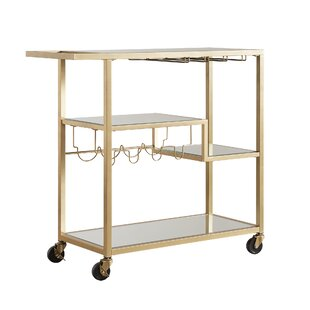 Modern Serving Carts Bar Carts Allmodern