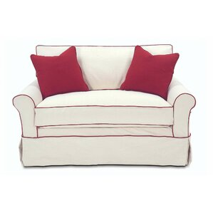 Somerset Twin Sleeper Sofa by Rowe Furniture