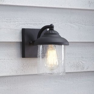 Compare prices Landers Outdoor Sconce By Birch Lane™
